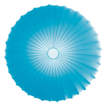 Axo Light Muse PL120, azurblau mit E27 Fassung