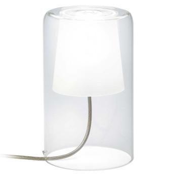 Vibia Join 5068 Tischleuchte, mundgeblasenes Glas