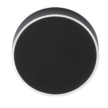 Vibia Alpha 7920 Wandleuchte, graphitgrau/schwarz