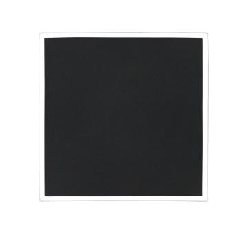 Vibia Alpha 7925 Wandleuchte, graphitgrau/schwarz