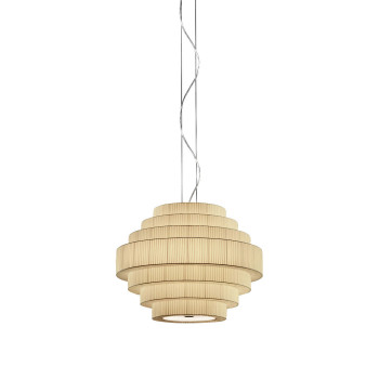 Bover Mos 01, cream-coloured ribbon shade