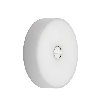 Flos Mini Button, Glas (IP40)