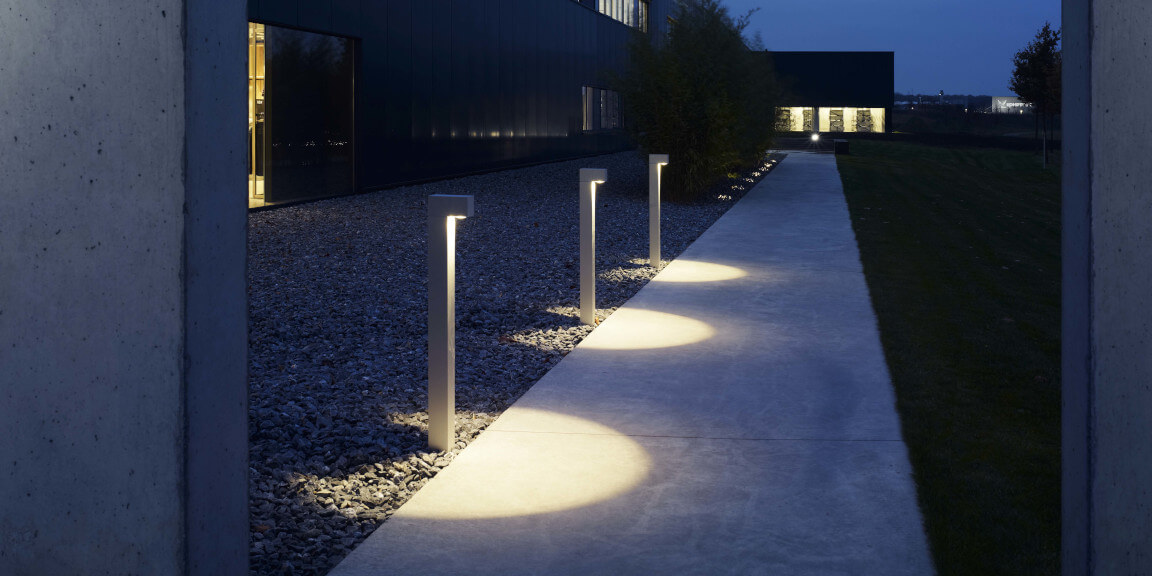 Design Bollard Lights