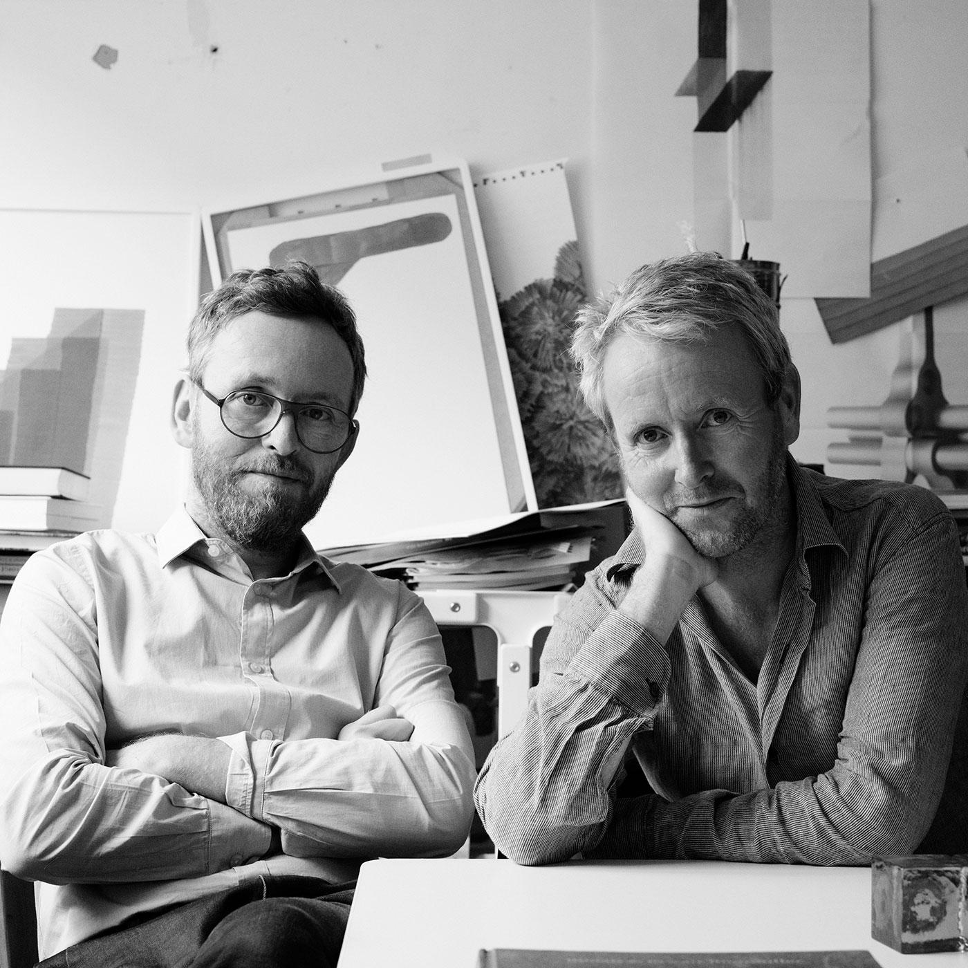 Ronan & Erwan Bouroullec ronan & erwan bouroullec - designer at nostraforma