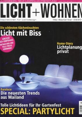 2011/03 Licht+Wohnen