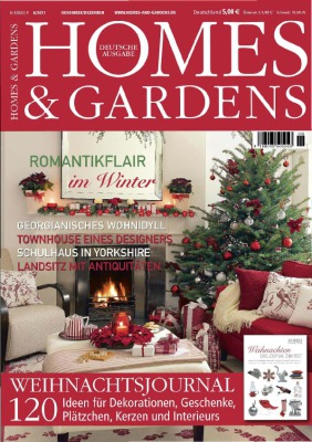 2011/06 Homes and Gardens