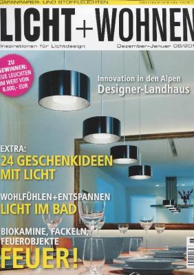 2011/06 Licht+Wohnen
