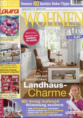 2012/09 Wohnen kreativ