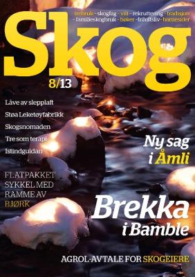 2013/08 Skog